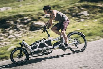 Lasten e-Bike - Was gehört zu Lasten e-Bike dazu