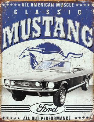 Mieten US Cars Ford Mustang 1966-SELBER FAHREN, Schweiz, Oldtimer, Hochzeit