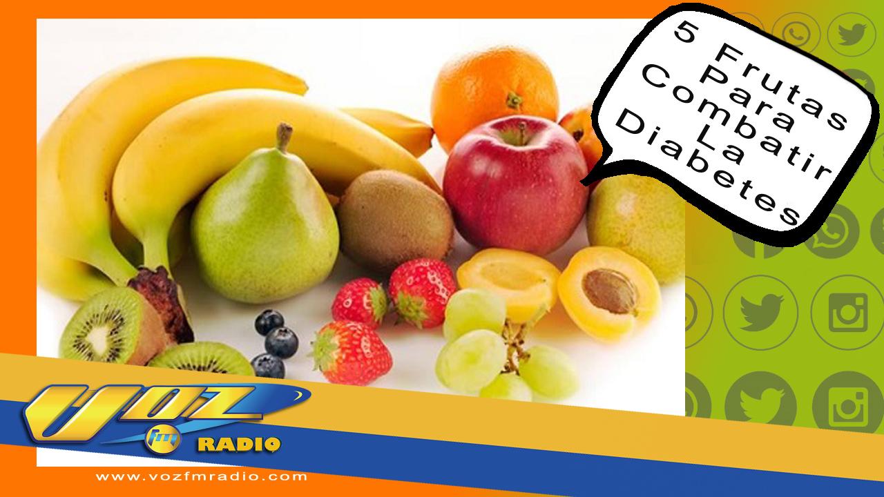 una fruta para combatir la diabetes