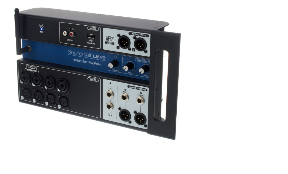 Soundcraft UI 12 - 35€