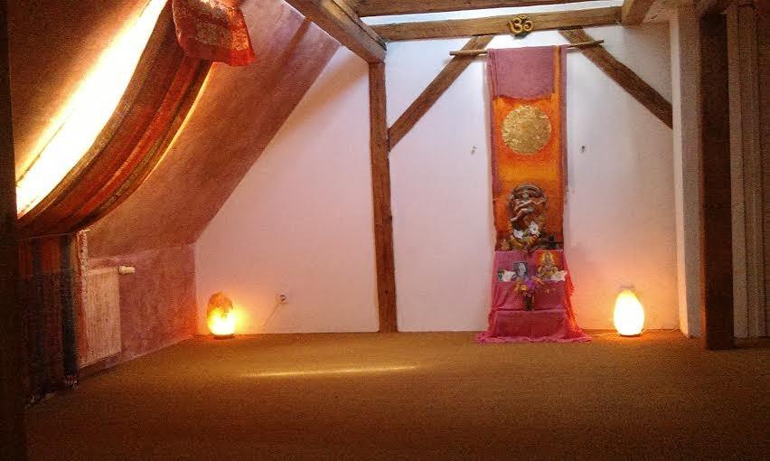 Yoga- / Meditationsraum