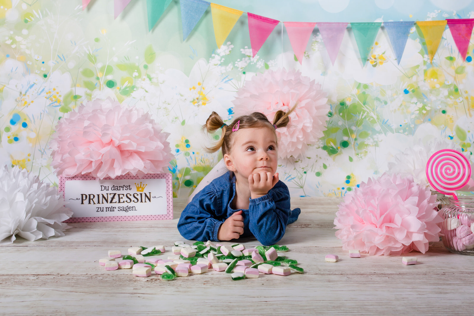 kleine Prinzessin - Candy Kid Shooting