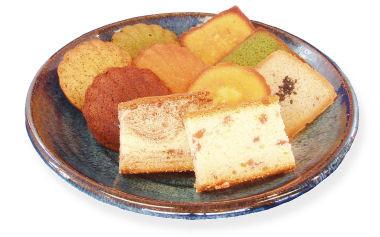 ルルの焼き菓子