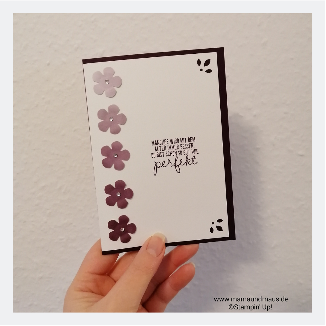 Paper Shapers Blog Hop Januar 2021