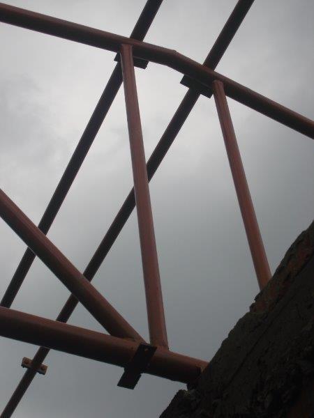 ...während der Monsunregen naht