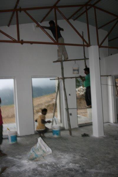 So etwas wie Arbeitsschutz gibt es in Nepal nicht