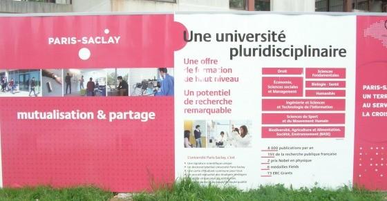 Pluridisciplinarité et université de rang mondial, est-ce compatible ?