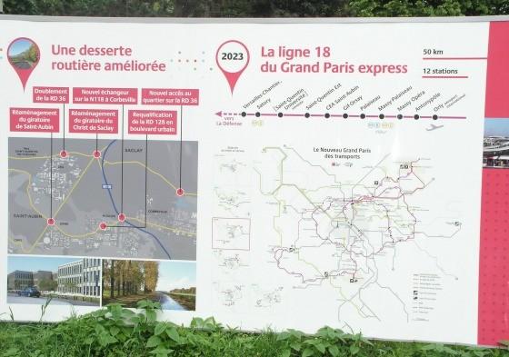 """Le doublement de la RD 36 : une proposition paradoxale pour un projet """"exemplairement écologique""""!!!!&"""