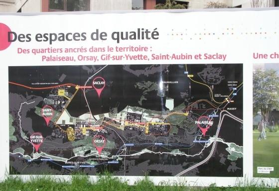 Aujourd'hui des espaces de qualité appréciés... et demain?
