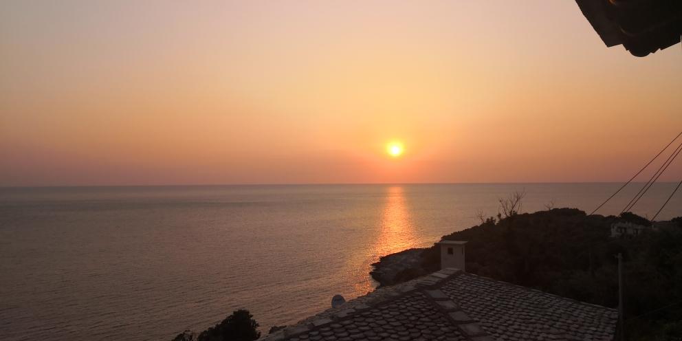 1. Tag Corona Zeiten in Griechenland 🇬🇷 Pillion
