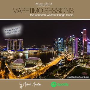 "DJ Maretimo ""Maretimo Sessions"" weekly Spotify Playliste"