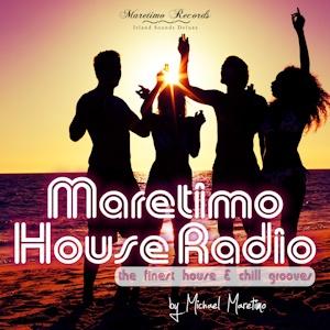 Maretimo House Radio - Maretimo Records - DJ Michael Maretimo
