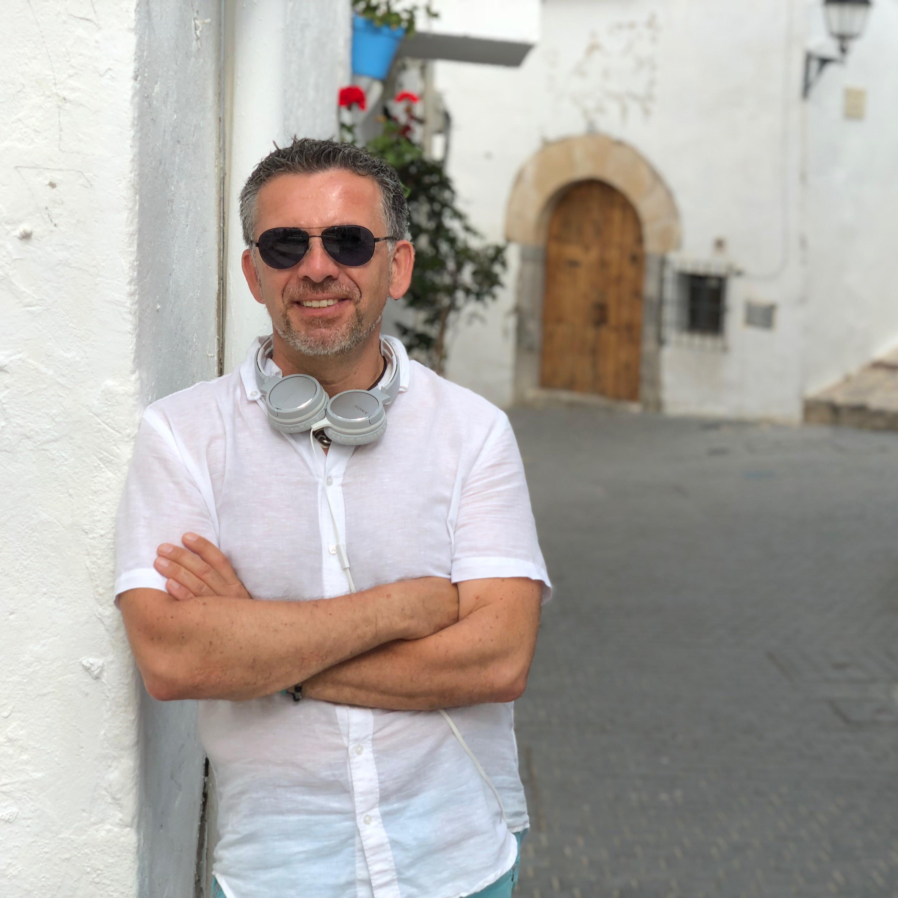 DJ Michael Maretimo