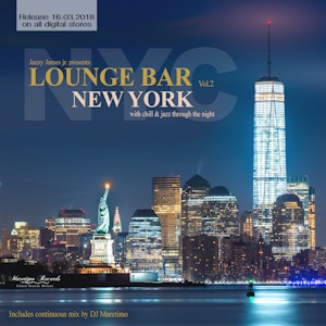CD Lounge Bar New York Vol.2 - www.Maretimo-Records.com