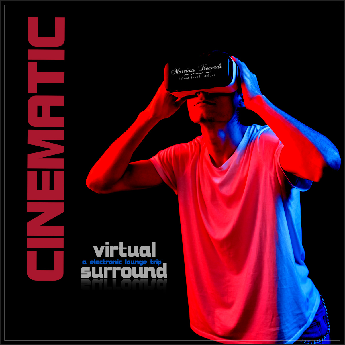 Out Now ! Cinematic - Virtual Surround (05.03.2021)