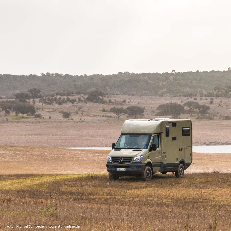 Reise-Tipps: mit dem Wohnmobil nach Portugal