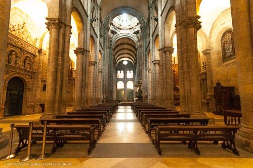 Weltkulturerbe Santiago de Compostela