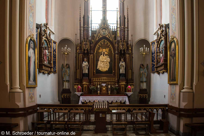 die Kirche von Sokoly