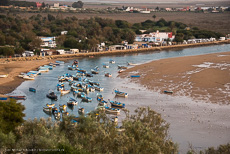 Moulay Bousselham in Marokko