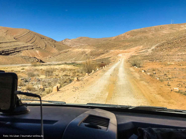 Hoher Atlas: Offroad im Hochgebirge