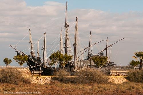 Huelva - Startpunkt der Entdeckung von Amerika