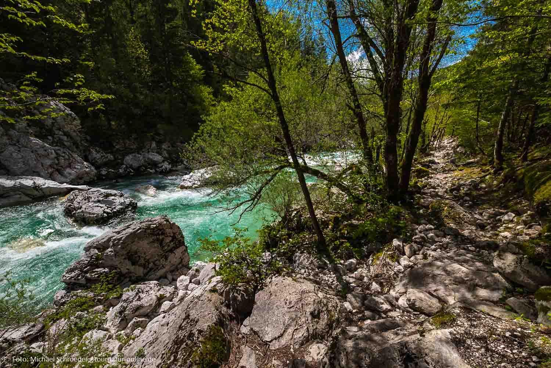 Logarska Dolina - eines der schönsten slowenischen Tälern