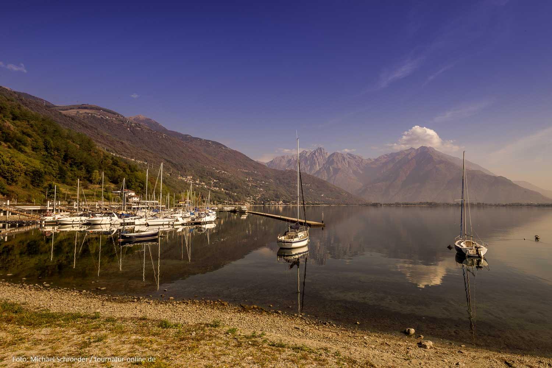 Die Oberitalienischen Seen und Cannobio