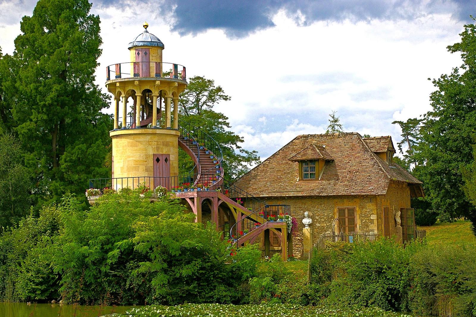 Château de Versailles - Domaine de Marie-Antoinette