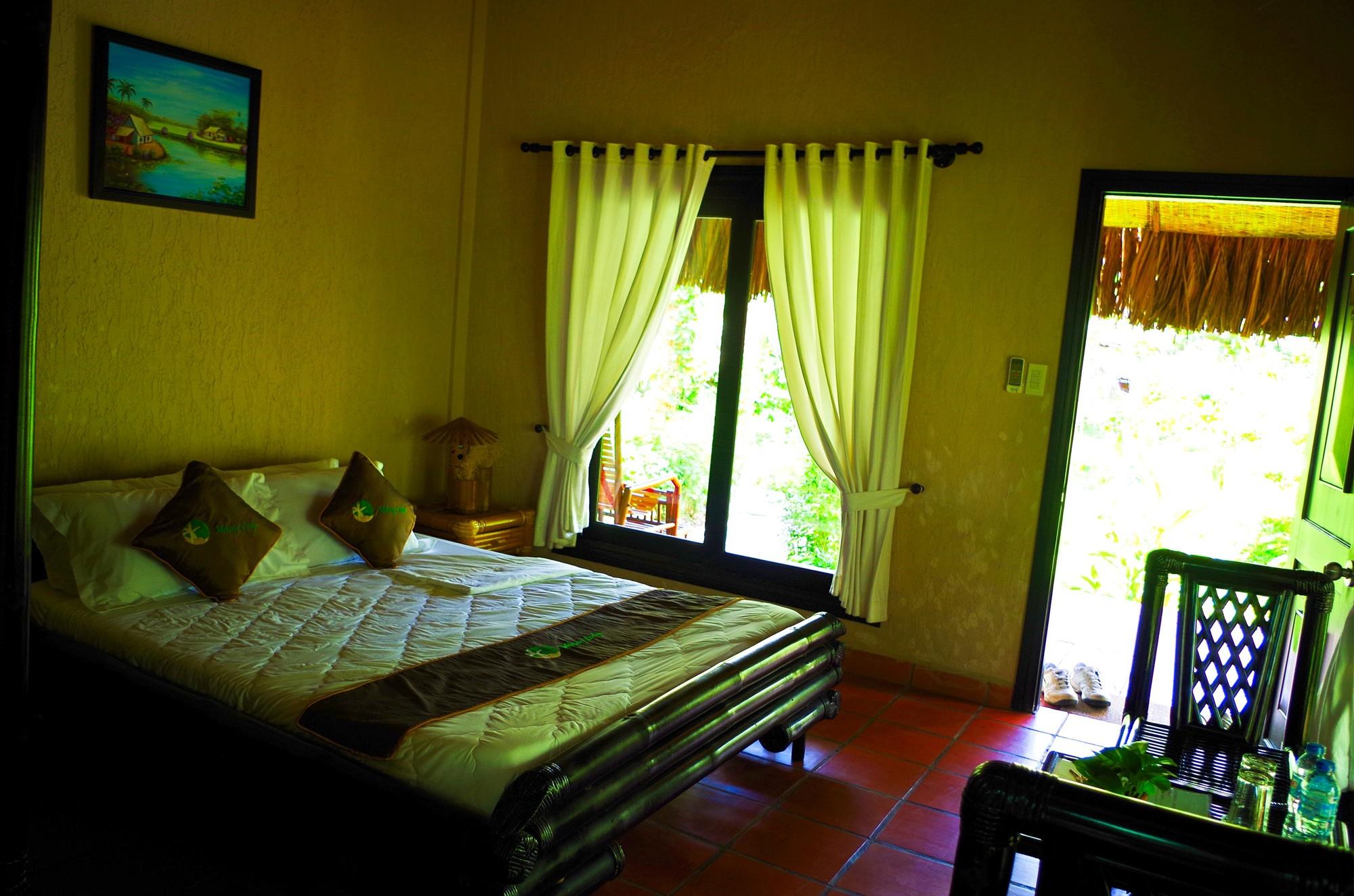 Chambre du Mekong Lodge