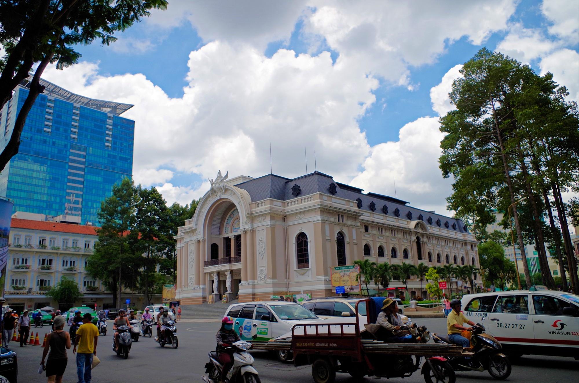 L'Opéra d'Ho Chi Minh