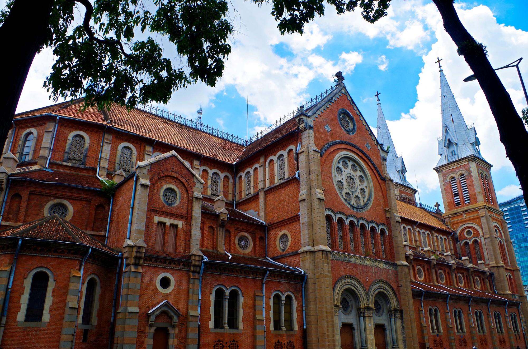 Cathédrale Notre Dame de Saïgon