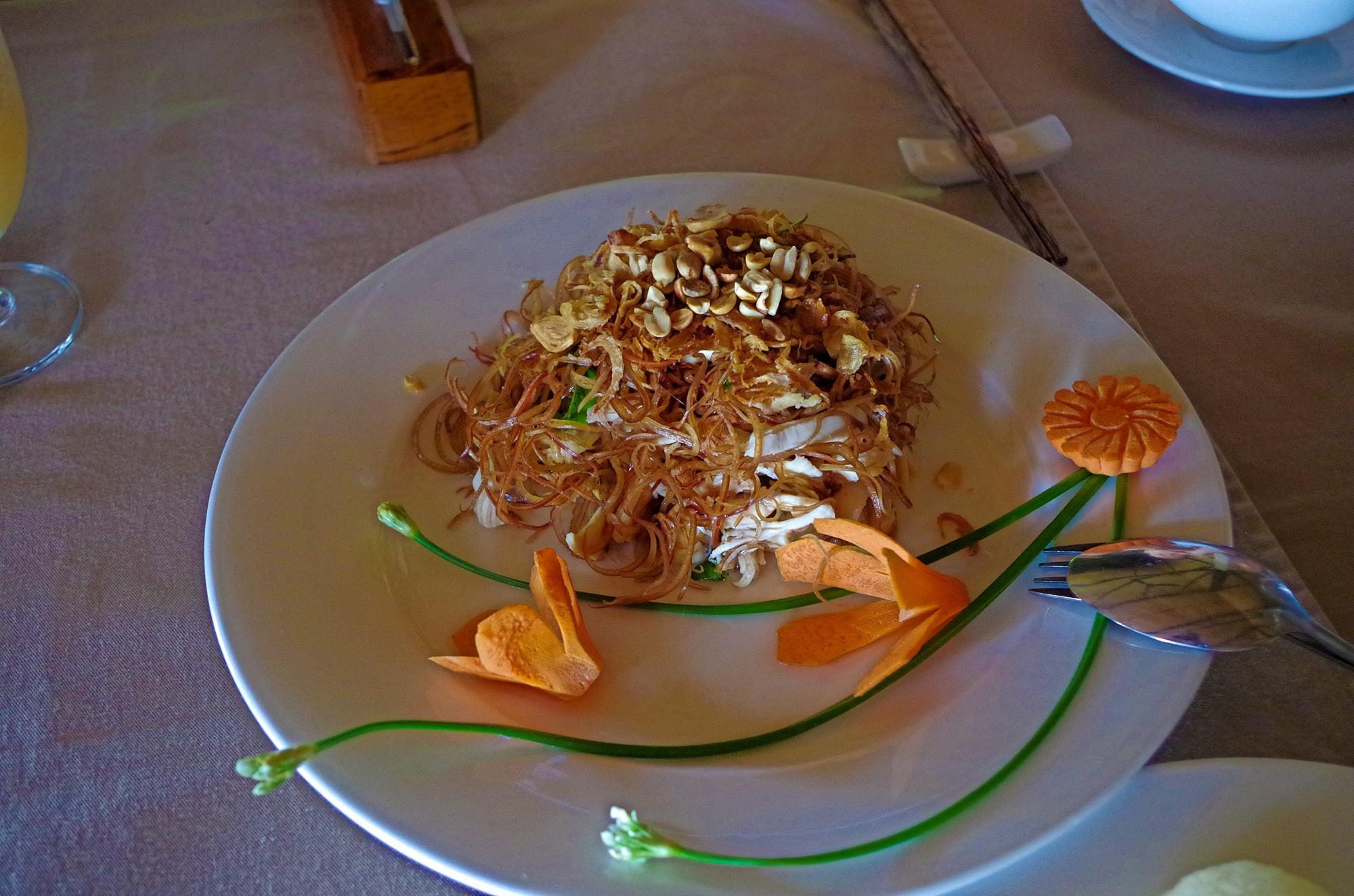 Repas Mekong Lodge