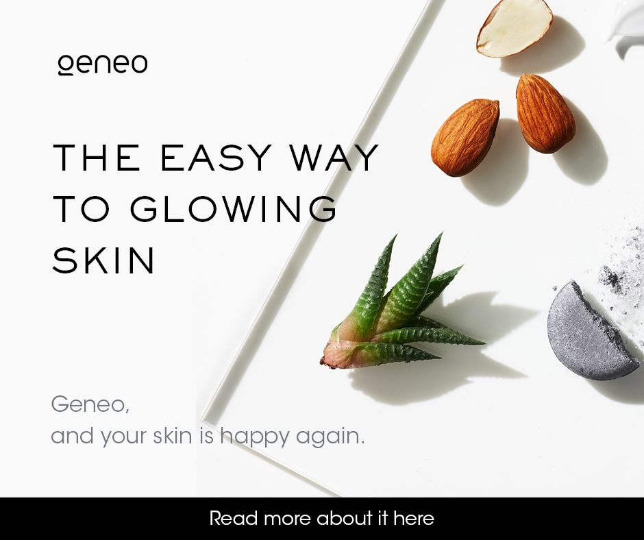 The easy way to glowing skin