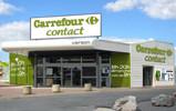 Carrefour Contact de Belle-Isle-en-Terre dans les Côtes d'Armor