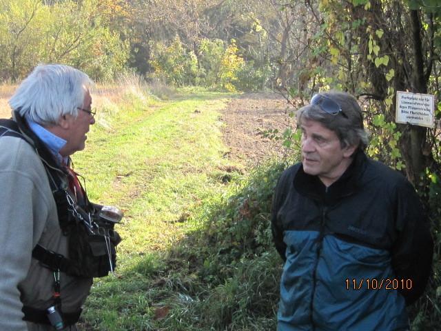 Noel im gespräch mit Roman Moser