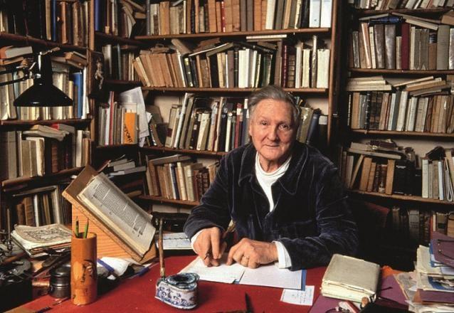 PIERRE BOUTANG. (1916+1998). C * LOUIS MONNIER/RUE DES ARCHIVES