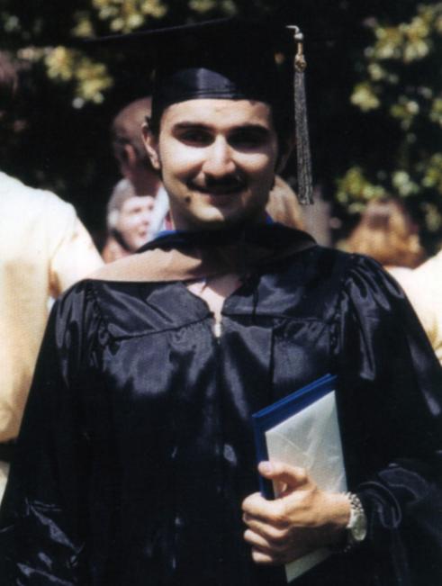JUIN 1979. REMISE DU DIPLÖME DE GESTION EN AFFAIRES.