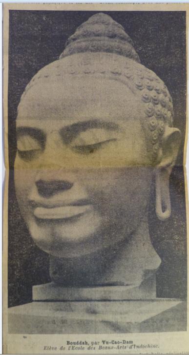 17 AVRIL 1934. COMEODIA. C* NGÔ KIM KHÔI