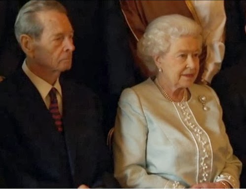 LONDRES. 2012. JUBILE DE DIAMANT DE LA REINE EIZABETH II