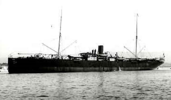 LE GUADIANA. Cargo mixte construit en 1888 aux Forges des Chantiers de la Méditerranée à Grandvillle. Affrété en 1900 pour l'expédition contre les Boers en Chine. Stationné à Saigon en 1907. Désarmé en 1920. Vendu à la ferraille en 1922 en Italie.