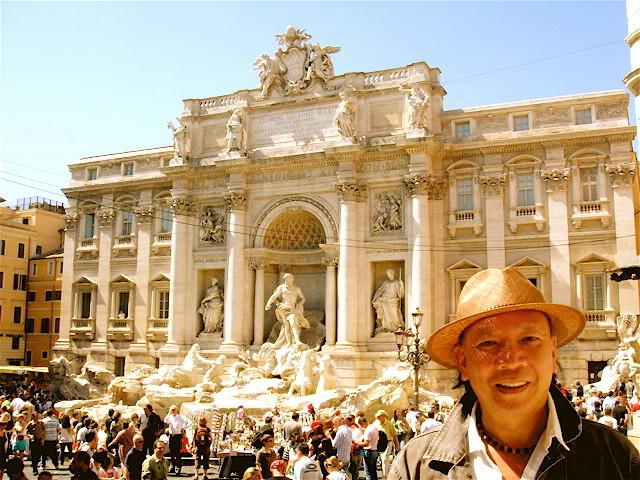 2012. MANG à ROME