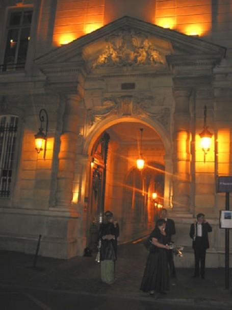 L'UNION INTERALLIEE. 33 rue du FAUBOURG ST HONORE . 8è