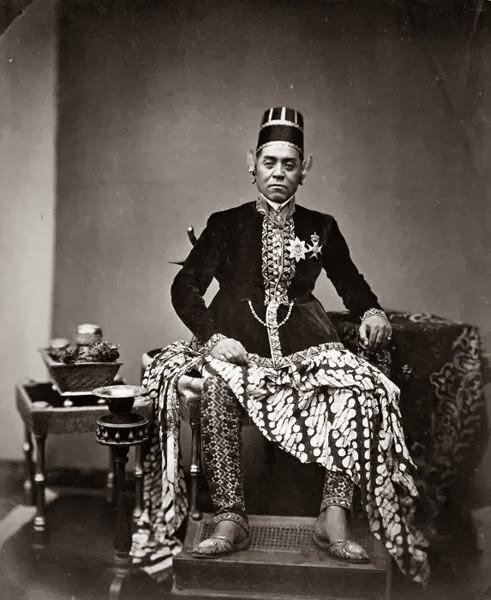 1855. SULTAN HAMENGKU BUWONO VI