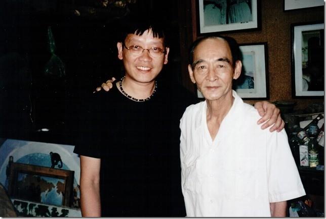 HANOI. 2002. KIM-KHÔI et PHAN KÊ AN, ELEVE DE NAM SON