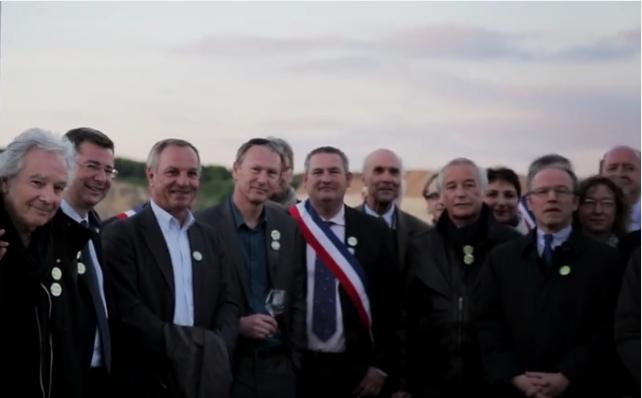 """SAMEDI Ier JUIN 2013. """"CLIMATS ON THE ROC"""" aux CARRIERES DE COMBLANCHIEN (Côte de Nuits 21)"""