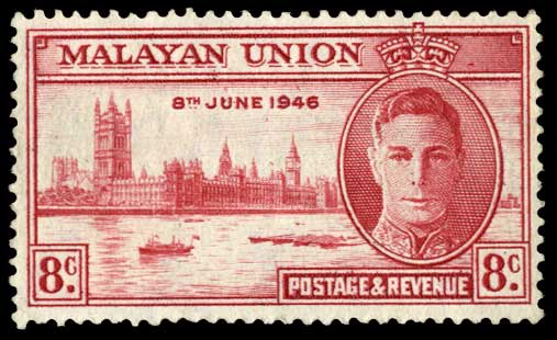 L'UNION MALAISE SERA DISSOUTE LE 31 JANVIER 1948