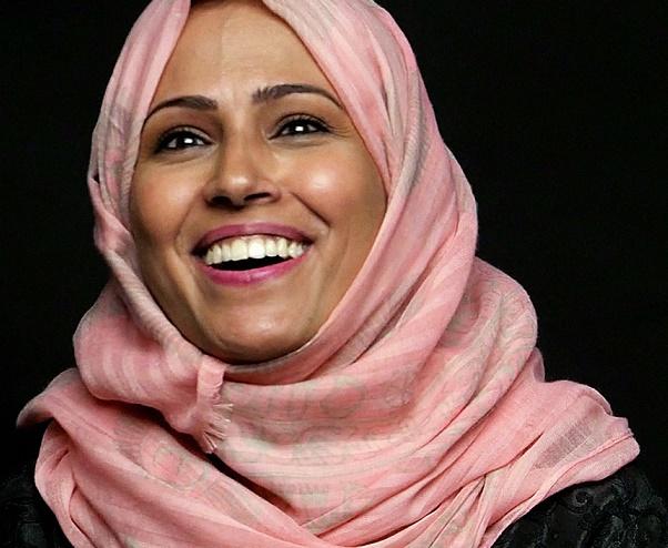2015. Princesse  REEMA bint BANDAR bin SULTAN, fille de la Princesse HAYFA AL-FAISAL