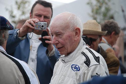 2015. JOHN SURTEES A 84 ANS et EST LE DOYEN DES CHAMPIONS DE F1
