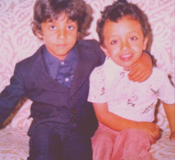 Sheikh MANSOUR (1970), Sheikh ABDULLAH (1972) bin Zayed bin Sultan AL NAHYAN . C* H.H Sheikha FATIMA bint Mubarak AL KETBI