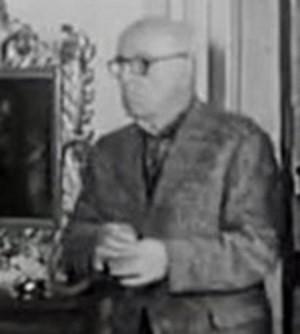 LOUIS AUDIBERT né et mort à MARSEILLE.11 JUIN 1880 - 20 MARS 1983